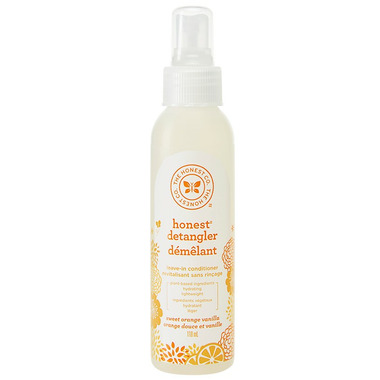 The Honest Company Honest Conditioning Detangler Sweet Orange Vanilla Scent