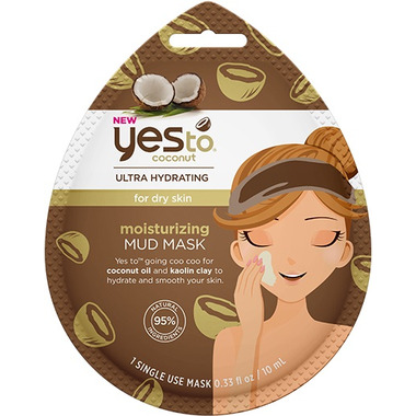 Yes To Coconut Mud Mask
