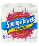 SpongeTowels Econo