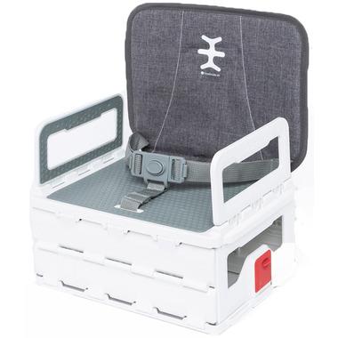 Nikidom Travel Portable High Chair Heather Grey