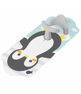 Kushies Aqua Splash Bath Mat Cool Penguin