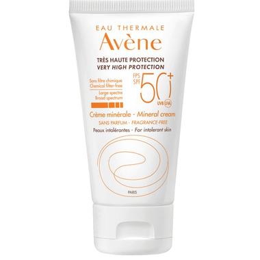 Avene Very High Protection Mineral Cream SPF 50+