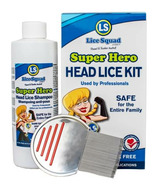 Lice Squad Super Hero Head Lice Kit