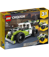 LEGO Creator 3-in-1 Rocket Truck Building Kit