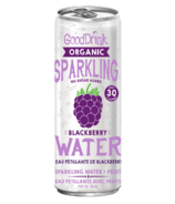GoodDrink Blackberry Sparkling Water