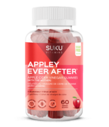 SUKU Vitamins Appley Ever After Apple Cider Vinegar Gummies