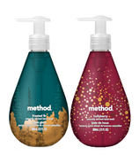 Method Gel Hand Wash Frosted Fir and Hollyberry