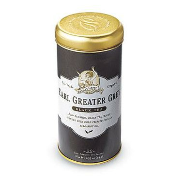 Zhena\'s Gypsy Tea Earl Greater Grey Black Tea