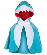 Great Pretenders Shark Toddler Cape Size 2-3T