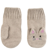 ZOOCCHINI Baby Knit Mittens Kallie the Kitten