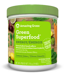 Amazing Grass Green SuperFood High Energy Lemon Lime