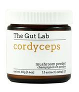The Gut Lab Cordycepys Mushroom Extract Powder