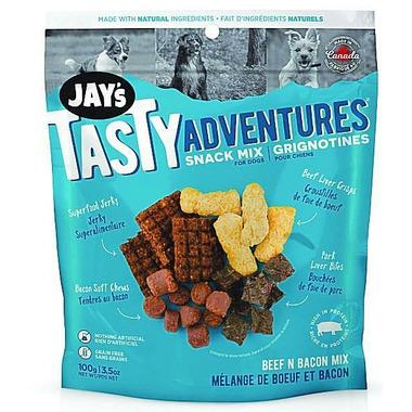 Jay\'s Tasty Adventures Beef n\' Bacon Mix