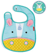Skip Hop Zoo Bibs Tuck-Away Bib Unicorn