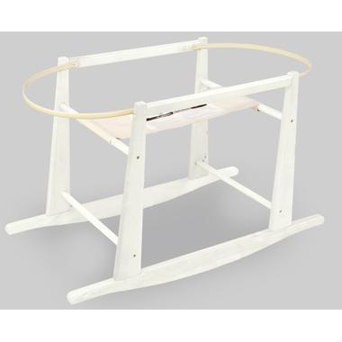 d3344c3d650 Jolly Jumper Rocking Basket Stand White