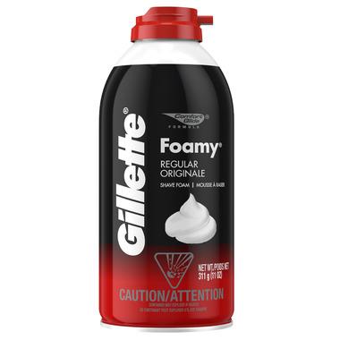 Gillette Foamy Regular Shaving Cream