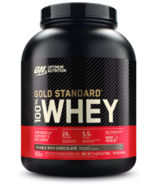 Optimum Nutrition Gold Standard 100% Whey Double Rich Chocolate