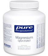 Magnésium pur encapsulé (Glycinate)
