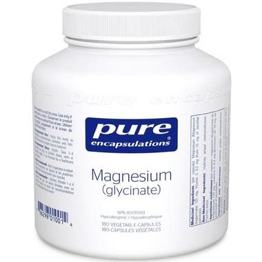 Pure Encapsulations Magnesium (Glycinate)