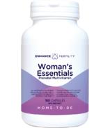 Les essentiels pour les femmes de Enhance Fertility