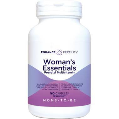 Enhance Fertility Women\'s Essentials