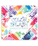 OOLY Color Splash Water Color Pencils