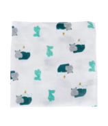 Nest Designs Bamboo Bubs Baby Washcloth Set Hippo