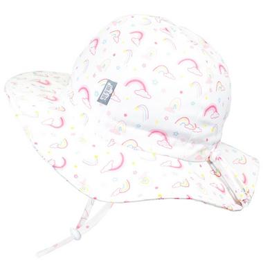 Jan & Jul Rainbow Cotton Floppy Hat