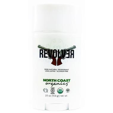 North Coast Organics Revolver Organic Deodorant
