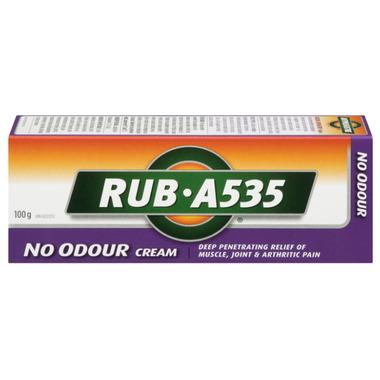 Rub A535 No Odour Cream