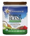 Sunwarrior Warrior Protein Blend Chocolate