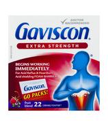 Gaviscon Extra Strength Tablets Fruit Blend