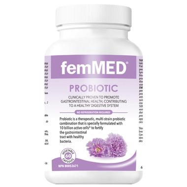 femMED Probiotic