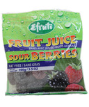 Efruti Fruit Juice Sour Berries