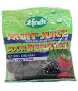Efruti Fruit Juice Sour Berries