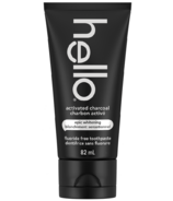 Hello Activated Charcoal Fluoride Free Toothpaste