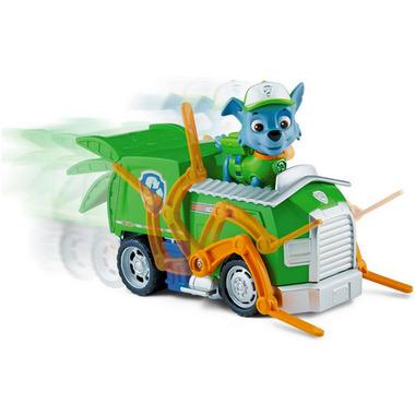 Paw Patrol Rocky\'s Recycling Truck