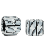 Bala Bangles Classic 1/2lb Ankle Wrist Weights Marble
