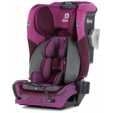 Diono Radian 3QXT Convertible Car Seat Purple Plum