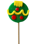 papabubble Handcrafted Lollipop Ornament