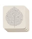 Now Designs Elmwood Cork-backed Coasters