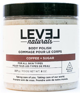 Level Naturals Body Polish Coffee + Sugar