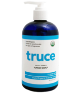 Truce Organic Hand Soap Unscented