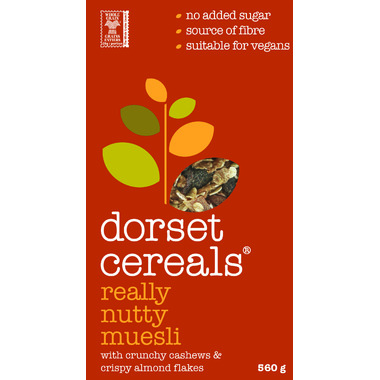 Dorset Cereals Really Nutty Muesli