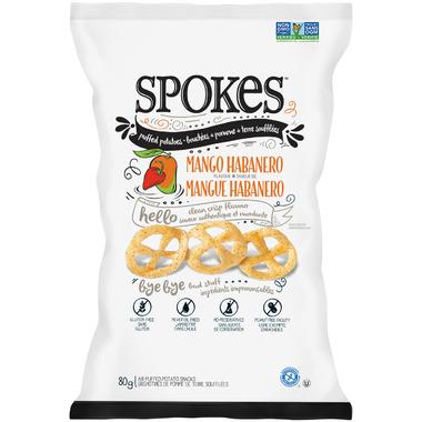 Spokes Snacks Mango Habanero