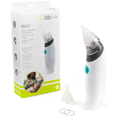 bbluv Rino Battery Operated Nasal Aspirator