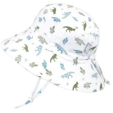 Jan & Jul Dino Cotton Bucket Hat