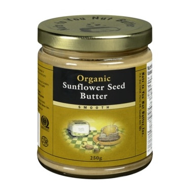 Nuts To You Organic Smooth Sunflower Seed Butter Small
