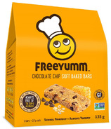 Barres d'avoine aux pépites de chocolat de FreeYumm