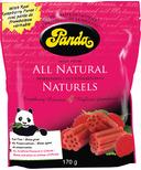 Panda All Natural Raspberry Licorice